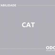 O QUE É CAT? SAIBA AGORA!
