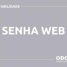 O QUE É SENHA WEB? SAIBA AGORA!
